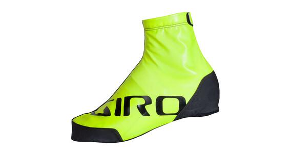Giro Stopwatch Aero Shoe Cover highlight yellow